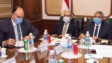 Photo of وزير الطيران يبحث مع وزير البنية التحتية والنقل السوداني سبل التعاون بين الجانبين