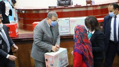 """Photo of سعفان يطلق المرحلة الثانية من مبادرة """"مصر بكم أجمل"""" لتأهيل ذوي القدرات"""
