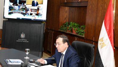 Photo of أكد المهندس طارق الملا وزير البترول والثروة المعدنية خلال ترأسه أعمال الجمعيات العامة لشركتى التعاون ومصر للبترول لاعتماد الموازنة التخطيطية للعام المالى ٢٠٢٢/٢٠٢١