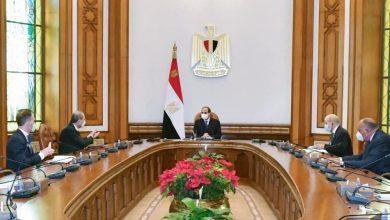 Photo of السيد الرئيس يشدد على أن تسوية القضية الفلسطينية سيغير من واقع وحال المنطقة بأسرها إلى الأفضل