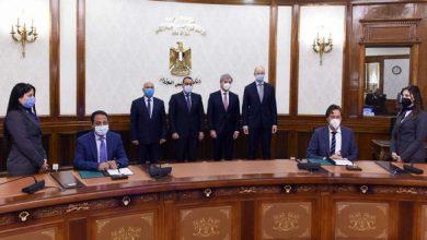 Photo of رئيس الوزراء يشهد توقيع مذكرة تفاهم لتنفيذ منظومة متكاملة للقطار الكهربائى السريع