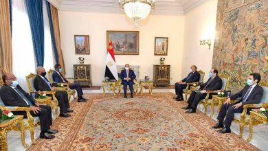 Photo of السيد الرئيس يؤكد أن موقف مصر تجاه السودان الشقيق ينبع من الترابط التاريخي بين شعبي وادي النيل