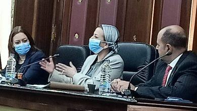Photo of وزيره البيئة فى أولى جلسات لجنة الطاقة والبيئة بمجلس النواب ٢٠٢١
