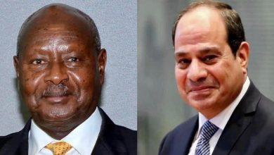 Photo of السيد الرئيس عبد الفتاح السيسي يهنيء الرئيس الاوغندى يورى موسیفینی بفوزه بولاية جديدة في الانتخابات الرئاسية