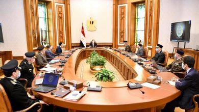 "Photo of السيد الرئيس يطلع على ""تطوير منشآت وزارة الداخلية على مستوى الجمهورية"""