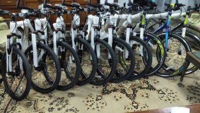 """Photo of الشباب والرياضة: الانتهاء من توزيع 900 دراجة فى المرحلة الثالثة من مبادرة دراجتك .. صحتك """""""