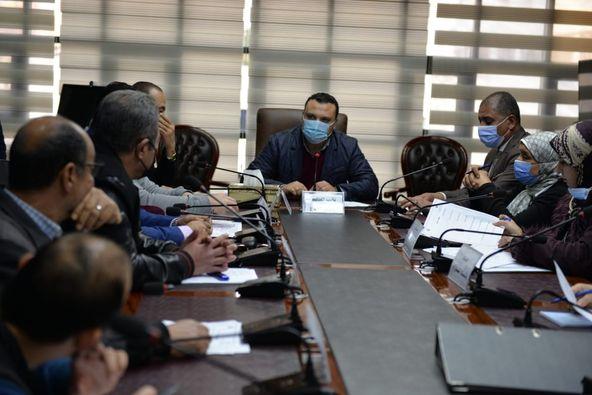 محافظ الدقهلية يكلف نائب المحافظ برئاسة اجتماع متابعة تنفيذ مشروعات تطوير العشوائيات بنطاق المحافظة
