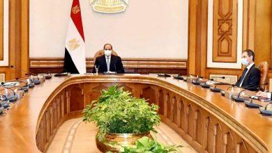 Photo of السيد الرئيس يؤكد أن حجم المشاريع القومية العملاقة الجاري تنفيذها في مصر
