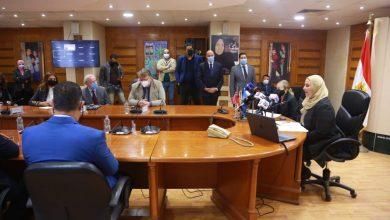 """Photo of التضامن الاجتماعي ومنظمة العمل الدولية يطلقان مشروع """"التمكين الاقتصادي وتشغيل الشباب في مصر في إطار برنامج فرصة"""""""