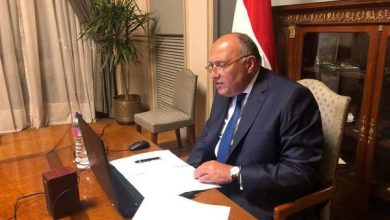 Photo of وزير الخارجية يشارك في المؤتمر رفيع المستوى لحشد التمويل لصندوق بناء السلام