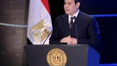 Photo of كلمة السيد الرئيس عبد الفتاح السيسي اليوم بمناسبة احتفالات عيد الشرطة