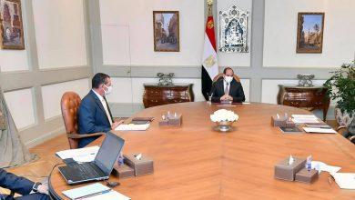 Photo of السيد الرئيس عبد الفتاح السيسي يتابع نشاط صندوق تكريم الشهداء