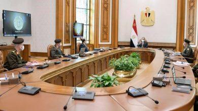 Photo of السيد الرئيس يوجه بتوفير أحدث المعدات والآلات لمشروع تطوير الريف المصري من حيث الكم والنوع، على نحو يضمن جدارة تنفيذ هذا المشروع العملاق
