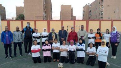 Photo of الشباب والرياضة تطلق برنامج الرياضه من أجل التنميه بمحافظة اسوان