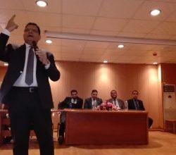 """Photo of """"الشريف"""" يفتتح برنامج القيادات التنفيذية والمحلية بالتعاون مع قادة ومحامين دمياط"""