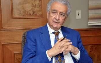 Photo of دكتور مهندس :نـادر ريـاض رجل الصناعة ورئيس مجلس الأعمال المصري الألماني