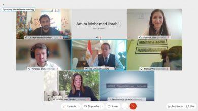 Photo of وزير التعليم العالى يلتقى مع ممثلى البنك الدولى