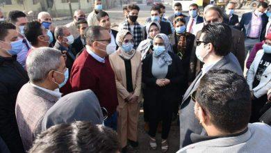 Photo of محافظ الشرقية الدكتور ممدوح غراب يزور مدينه منيا القمح ويتفقد العديد من المشروعات
