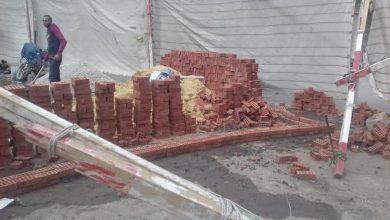 Photo of رئيس حى غرب المنصورة يتابع مايتم من أعمال تطوير ميدان شارع مستشفى الصدر