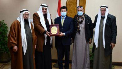 Photo of وزير الشباب والرياضة يلتقي بأعضاء مجالس إدارات بعض مراكز شباب شمال سيناء