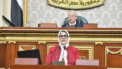 Photo of وزيرة الصحة والسكان تستعرض جهود الوزارة خلال عامين