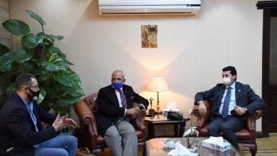 Photo of وزير الرياضة يناقش مع رئيس اتحاد الرجبي آخر الإستعدادات للبطولة العربية للرجبي