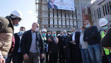 Photo of وزير النقل يتابع معدلات تنفيذ مشروع القطار الكهربائي  (LRT)السلام/ العاصمة الإدارية الجديدة/ العاشر من رمضان