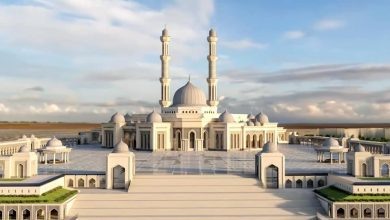 Photo of مسجد مصر بالعاصمة الادارية الجديدة احد أكبر المساجد في العالم