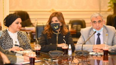 Photo of وزيرة الهجرة تستعرض جهود الوزارة في ضوء عمل الحكومة