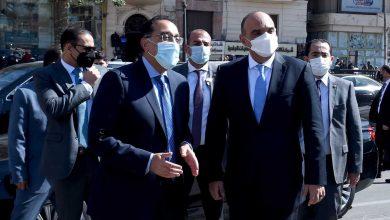 Photo of رئيسا الوزراء المصري والأردني يتفقدان أعمال تطوير ميدان التحرير