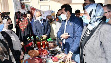 "Photo of وزير الشباب يطلق من العريش مبادرة "" منتجك دخلك"" لتسويق الصناعات اليدوية لأندية الفتاة"