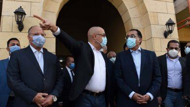 Photo of رئيس الوزراء يتفقد مشروع تطوير منطقة سور مجرى العيون