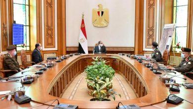"Photo of السيد الرئيس يتابع مخططات تطوير منطقة الكيلو ""4,5"" بشرق القاهرة"