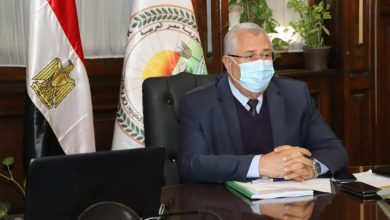 Photo of وزير الزراعة يترأس الوفد المصري لاجتماعات مجلس محافظي الايفاد عبر الفيديو كونفرنس