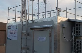 Photo of تركيب أول محطة رصد لحظية متكاملة لرصد ملوثات الهواء المحيط بحى الشرق بمحافظة بورسعيد