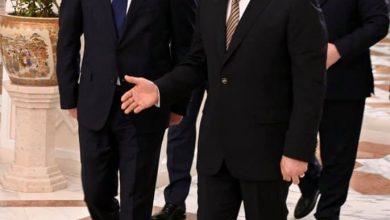 Photo of السيد الرئيس يعرب عن خالص التهنئة للسيد عبد الحميد الدبيبة لحصول حكومته على ثقة مجلس النواب الليبي