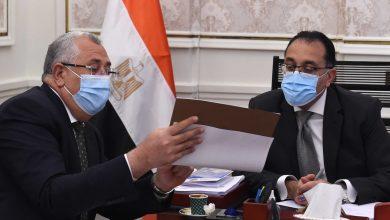 Photo of رئيس الوزراء يُتابع مع وزير الزراعة ملفات عمل الوزارة