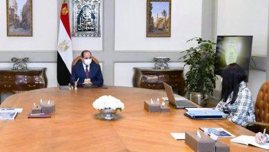"""Photo of """"السيد الرئيس يتابع جهود وزارة التعاون الدولي لتعظيم التعاون مع الشركاء ومؤسسات التمويل الدولية في مختلف المشروعات القومية التنموية"""""""