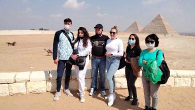 Photo of اللجنة المنظمة لكأس العالم للرماية تواصل الجولات السياحية للمنتخبات المشاركة بالبطولة