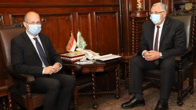 Photo of وزير الزراعة يبحث مع سفير المجر أفاق التعاون بين البلدين في المجالات الزراعية المختلفة