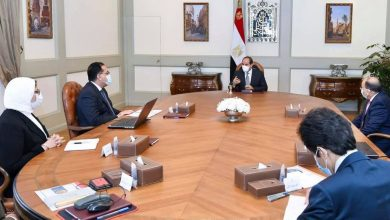 Photo of السيد الرئيس يوجه بمضاعفة أعداد سيارات القوافل الطبية والعيادات المتنقلة والإسعاف