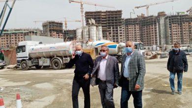 """Photo of مسئولو """"الإسكان"""" يتفقدون مشروع تطوير منطقة مثلث ماسبيرو بالقاهرة"""