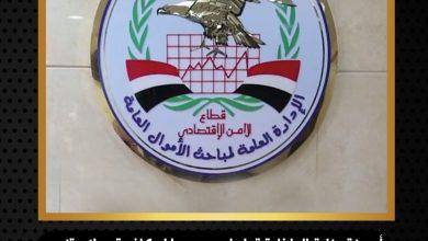 Photo of مكافحة جرائم الأموال العامة بمديرية أمن الدقهلية