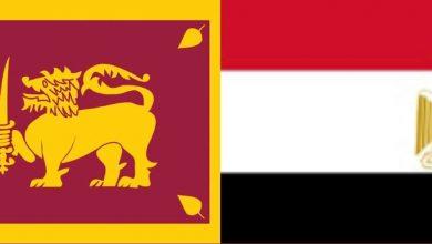 Photo of تلقى السيد الرئيس عبد الفتاح السيسي اليوم اتصالاً هاتفياً من السيد جوتابايا راجاباكسا، رئيس جمهورية سريلانكا