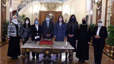 Photo of مجلس الوزراء يحتفل بالوزيرات بمناسبة يوم المرأة المصرية