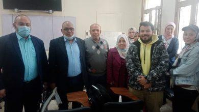 Photo of ماسة عين شمس ومركز الإبتكار يحكمان المسابقة الأولي للإبتكار وريادة الأعمال بكلية الزراعة جامعة عين شمس .