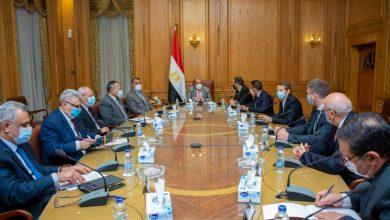 """Photo of """"وزير الدولة للإنتاج الحربى"""" يبحث أطر التعاون المشترك مع شركة """" تاليس"""" العالمية"""