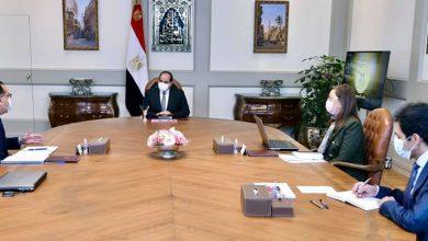 Photo of السيسي يوجه بالتوسع في مشروع تبطين وتأهيل الترع