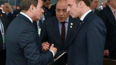 Photo of تلقى السيد الرئيس عبد الفتاح السيسي اليوم اتصالاً هاتفياً من الرئيس إيمانويل ماكرون، رئيس الجمهورية الفرنسية