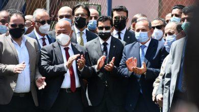 Photo of وزير الشباب والرياضة في زيارة تفقدية لمراكز الشباب بمحافظة اسيوط